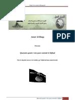Quarante-Quatre Voies Pour Soutenir Le Djihad