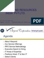 VBeyond Company PPT.