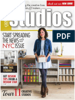 CPS Studios Fall 2013 Preview