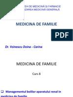 Med Fam 6 m g Curs 8 PDF 1