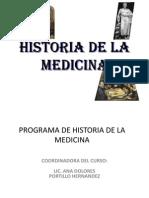1.Historia de La Medicina
