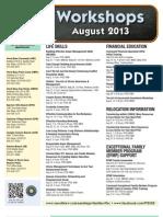 FFSC Workshops 0813