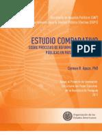 Estudio Comparativo 2011