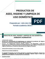 ASEOLIMPIEZAHIGIENE DOMESTICA2013-1