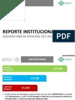 Informe de Atencion Mayo 2013-Provictima