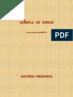 Tema 04 - Materia Organica