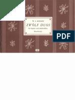 Mozart_W.a. - 12 Duos for Soprano & Alto Recorder - Flutes Part