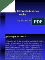 Tema 07 - El pH y El Encalado de Los Suelos