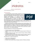 Carbohidratos Investigacion