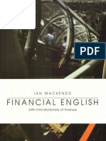 Financial English With Mini Dictionary of Finance