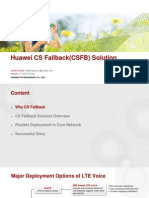 Huawei CS Fallback(CSFB) Solution vTraining.pdf