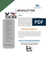 2013 August Newsletter - Go Teacher Kentucky
