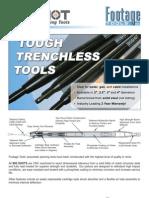 Big Shot Underground Piercing Tools