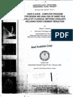 CWALSHT - retaining wall design.pdf