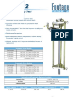 MLT412 Mainline Tapping Tool Brochure