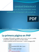 Sintaxis Php