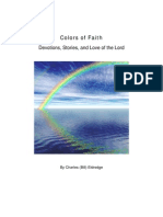 Colors of Faith eBook
