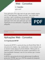 3 - Aplicacoes Web - Conceitos