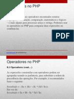 8 - Operadores