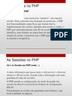 16 - As Sessoes No PHP