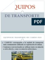 Equiipos de Transporte (1)