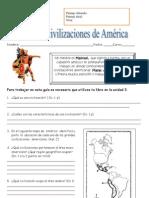 Primeras Ciilizaciones Americas