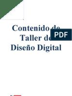 Contenido Taller de Diseño Digital