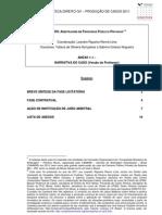 Anexo 1.1 - Narrativa do caso - Versão do Professor - Caso MG 050 - Versão Final