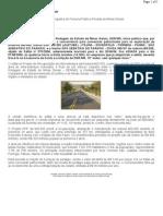 Anexo 1.3 - Reportagem - Rodovia MG 050 - Caso MG 050 - Versão Final