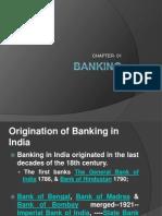 Class 1 Banking