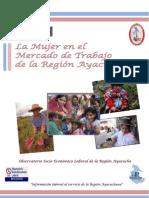 Mujer Mercado Trabajo Ayacucho