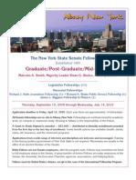 Graduate Program Description