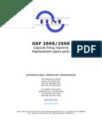 Bosch GKF 2000