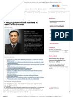 CEO Interviews _ Amit Burman, Vice Chairman, Dabur India_ Changing Dynamics of Business at Dabur _ CIO