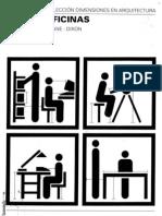 Coleccion Dimensiones En Arquitectura - Oficinas. Crane - Dixon.pdf