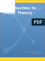 Introduction to Musical Theory