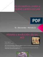 Anticoceptivos orales y enfermedad cardiovascular.pptx