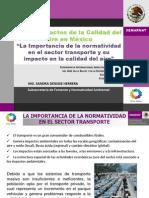 3-Panel1 - Sandra Herrera - Normatividad y Transporte 3may2012