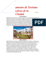 Cajamarca Atractivos de La Ciudad
