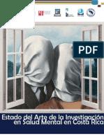 Estado del arte de la investigación en salud mental en Costa Rica