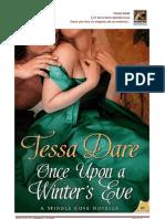 Tessa Dare - Serie Spindle Cove 01,5 - Érase una Vez en Vísperas de un Invierno