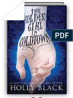 The Coldest Girl in Coldtown by Holly Black [SAMPLE]