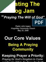 05-25-2008 praying god's will