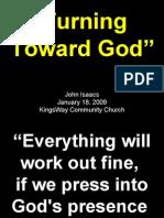 01-18-2009 turning toward god