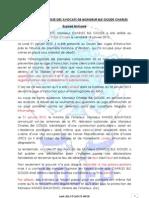 Conference de Presse Des Avocats de Monsieur Ble Goude Charles Final