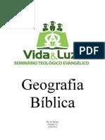 Apostila de Geografia Bíblica