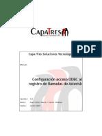 Instalacion ODBC Windows