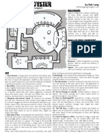 One Page Dungeon - The Green Oyster, Ognort's Goblin Nightclub