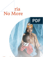 Malaria No More Supplemental Stakeholders Report - Spring 2009