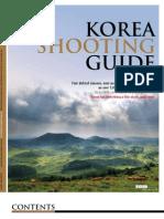 Korea Shooting Guide